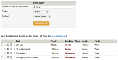 image of scheduler
