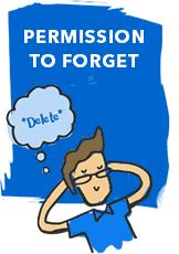 Keeping a to-do list improves your memory by giving you permission to forget.